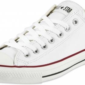 B�l� boty Lacoste nebo converse - foto �. 1