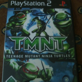 Hra na PlayStation 2 - Teenage Mutant Ninja Turtles - foto č. 1