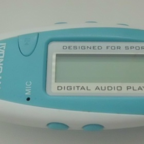 MP3 Hyundai MP828FM Sport modrý 2GB - foto č. 1