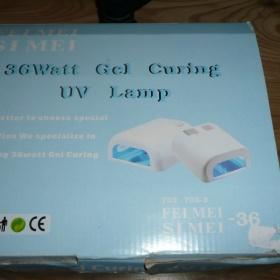 Uv lampa na nehty s p��slu�enstv�m - foto �. 1