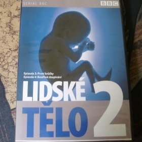 DVD - Lidsk� t�lo 2, 3, 4 - foto �. 1
