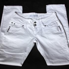B�l� kalhoty Monday - foto �. 1