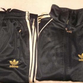 �erno zlat� souprava Adidas originals - foto �. 1