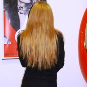 Panensk� blond vlasy k prodlou�en� - foto �. 1