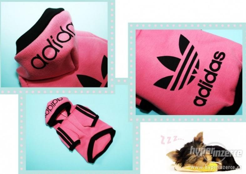 1babd6f9b9b3 Psí Bazar Omlazení Růžový cz Obleček Adidas vxHgqdwn7B