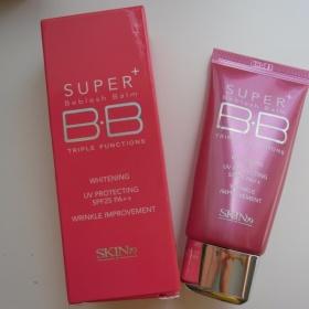 Hot Pink + BB krém Skin 79 - foto č. 1