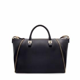 Černá kabelka Zara - foto č. 1