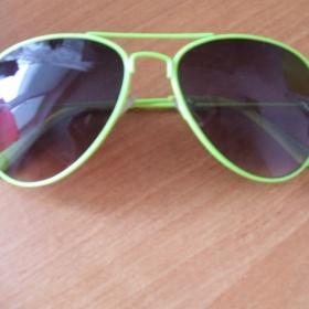 Neonové brýle Gate - foto č. 1