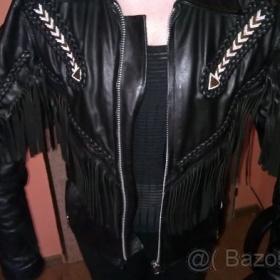 Černá bunda Neznačkovana - foto č. 1