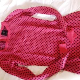 Růžový svetr Reserved - foto č. 1