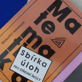 Učebnice Matematika sbírka úloh pro SŠ - foto č. 1