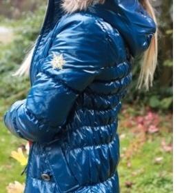 Modrá bunda Orsay - foto č. 1