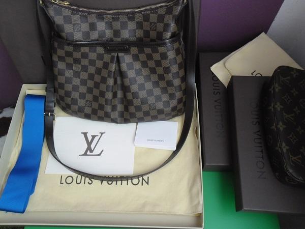 Hnědá bloomsbury PM Louis Vuitton - Bazar Omlazení.cz bdfc54db5db