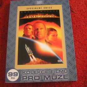 DVD Armageddon - foto č. 1