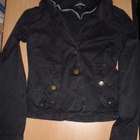 Černé sako Kenvelo - foto č. 1