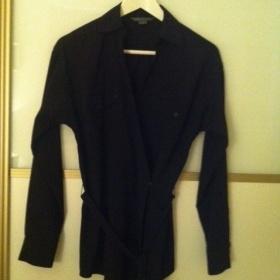 Černá košile / halenka Armani - foto č. 1