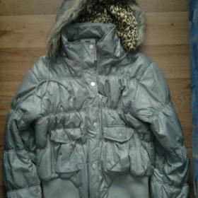 šedá bunda Tally weijl - foto č. 1