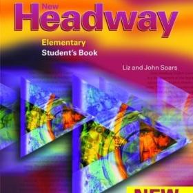 Učebnice new Headway Elementary Oxford - foto č. 1