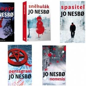 Knihy  Jo Nesbø - foto č. 1