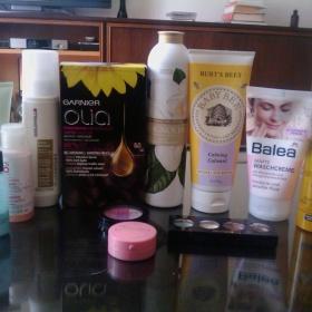 Balíček kosmetiky Různé - foto č. 1