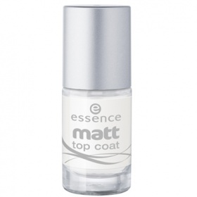 Matt top coat lak na nehty Essence - foto �. 1