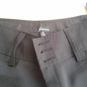 Černé  společenské kalhoty Stradivarius - foto č. 1