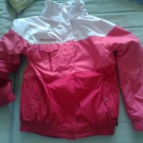R�ov� zimn� bunda Temster - foto �. 1