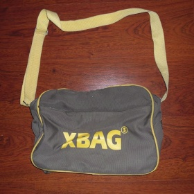 Khaki - žlutá taška přes rameno X - Bag - foto č. 1