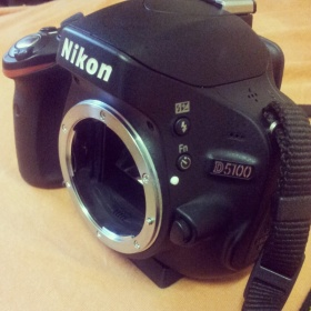 Nikon d5100 tělo - foto č. 1