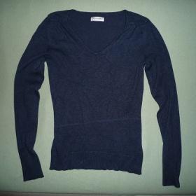 Modro šedý svetr Orsay - foto č. 1