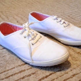 Bílé tenisky C&A - foto č. 1