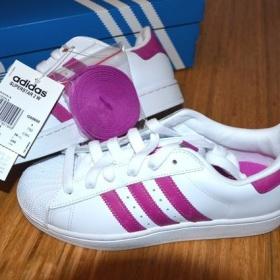40fd946c91e Bílé boty Adidas - Bazar Omlazení.cz