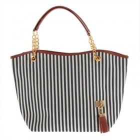 Modro - bílá taška LinHS - foto č. 1