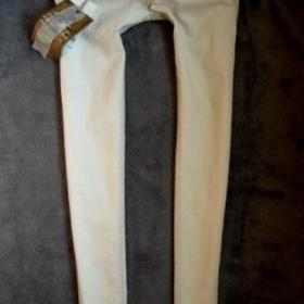 Bílomodré džíny Bershka - foto č. 1