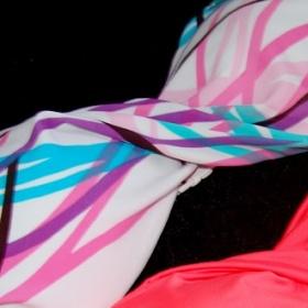 Bílé plavky Ann Christine - foto č. 1