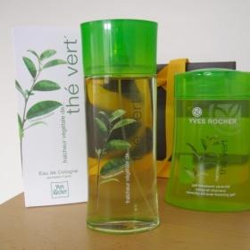 Zelený čaj Yves Rocher Thé Vert neznačková - foto č. 1