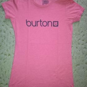 Meru�kov� tri�ko Burton - foto �. 1