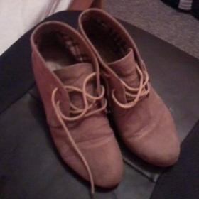Camel boty na klínku Graceland - foto č. 1