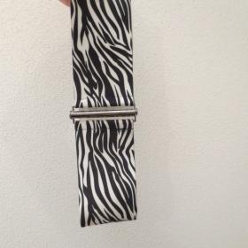 Zebrovaný pásek neznačková - foto č. 1