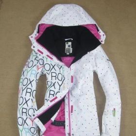 Bílá bunda Roxy - foto č. 1