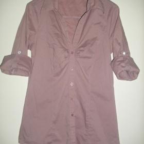 Staro - růžová košile Amisu - foto č. 1