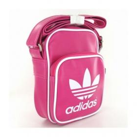 Růžová, zlatá nebo černá taška Adidas - foto č. 1
