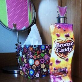 Bronzov� kr�m do sol�ria Bronze candy - foto �. 1
