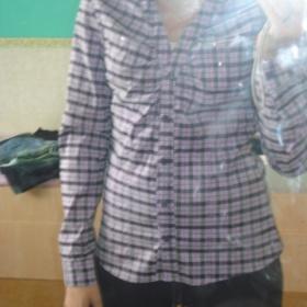 Fialková košile - foto č. 1
