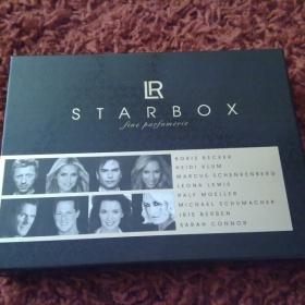 36 x LR parfém Starbox - Heidi Klum, Sarah Connor, Leona Lewis... - foto č. 1