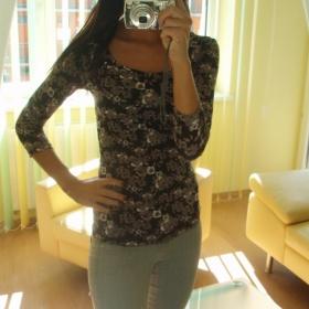 Tričko s dlouhým rukávem Amisu - foto č. 1