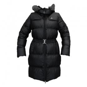 Koupím dlouhý, černý, péřový kabát - foto č. 1