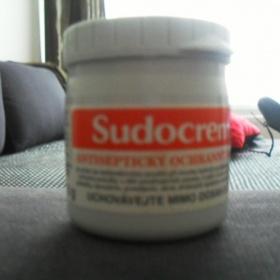 Antiseptický krém Sudocrem z lékárny - foto č. 1