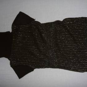 Roláček s krátkým rukávem hnědý - foto č. 1