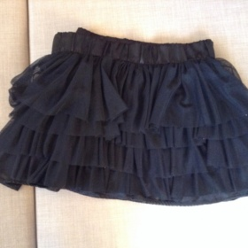 Černá sukně HM - foto č. 1